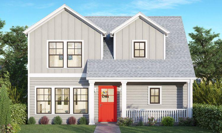 The Aspen | New Homes by Bellwood Homes | Westside Atlanta