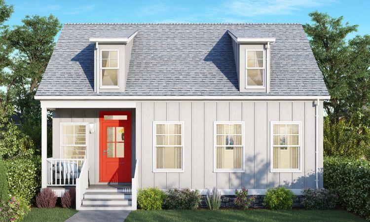 The Azalea   New Homes at Bellwood   Atlanta, GA