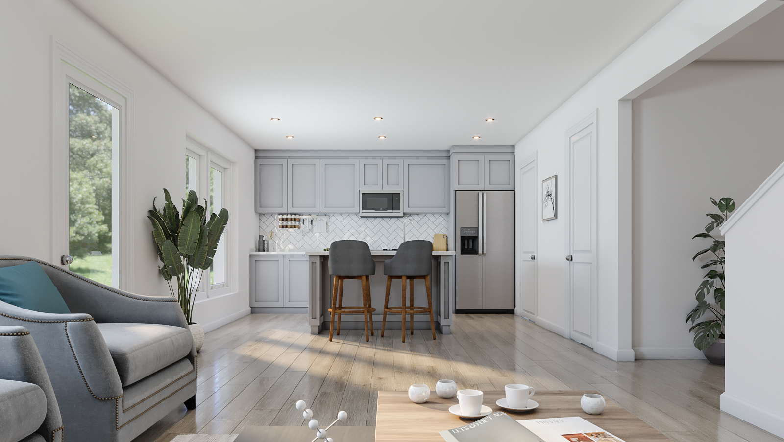 The Sycamore | Bellwood Homes | New Homes for Sale Atlanta GA