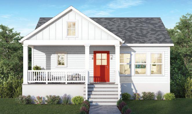 The Cedar | New Homes by Bellwood Homes | Westside Atlanta
