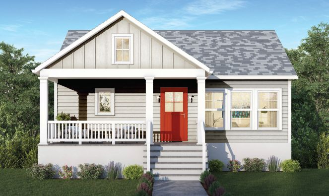 The Chestnut | New Homes by Bellwood Homes | Westside Atlanta