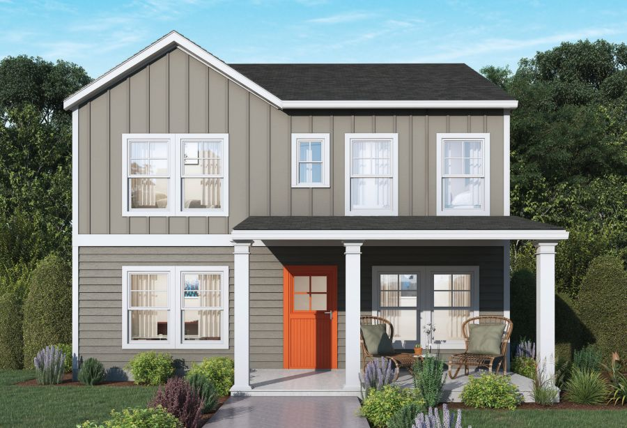 The Sycamore   Bellwood Homes   New Homes in Atlanta GA